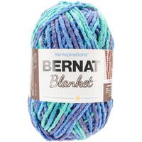 Bernat Blanket Yarn Coastal Collection Ocean Shades 300 Gram Skeins