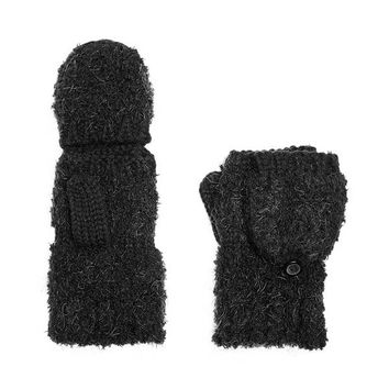 Clara Fingerless Gloves at Guess