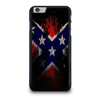 browning rebel flag iphone 6 6s plus case cover  number 1