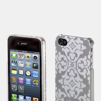 Petunia Pickle Bottom 'Adorn' Hardcover iPhone 4 & 4S Case