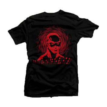 Braille Devil - Daredevil parody - tee shirt