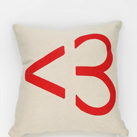Assembly Home Love Pillow - Urban Outfitters