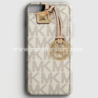 Michael Kors Mk Bag Texture Print iPhone 6/6S Case | casefantasy