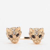 Urban Outfitters - Double-Fox Ring
