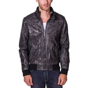 Jaylen Jacket with Sherpa Lining