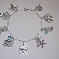 Dreaming of the sea anklet