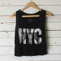 Brooklyn NYC Tank