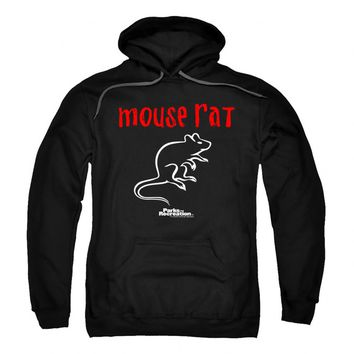 PARKS AND RECREATION MOUSE RAT PULLOVER HOODIE