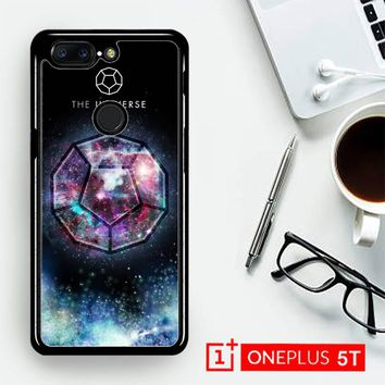 Sacred Geometry The Universe L1285  OnePLus 5T / One Plus 5T Case