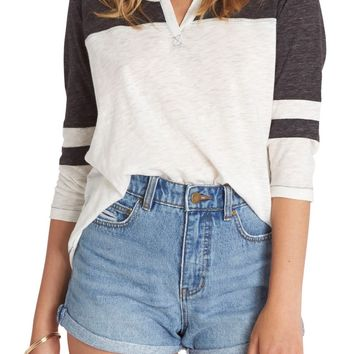 Billabong Your Side Knit Tee | Nordstrom