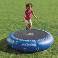Inflatable Trampoline Pool:Amazon:Toys & Games