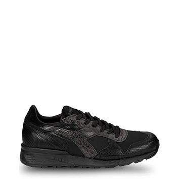 Diadora Heritage Trident Men Black Sneakers