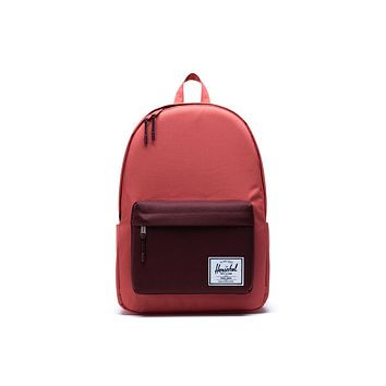 Herschel Supply Co. - Classic Mineral Red Plum XL Backpack