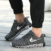 Men Women Sneaker Running Shoes Lightweight Sneakers Breathable Mesh Sports Shoes Jogging Footwear Walking Athletics Shoes
