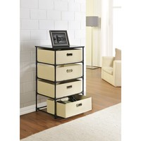 Altra 4-Bin Storage End Table | Overstock.com Shopping - The Best Deals on Other Storage