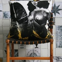 MAHANA SPOT CUSHION | HOMEWARES | AHOY TRADER