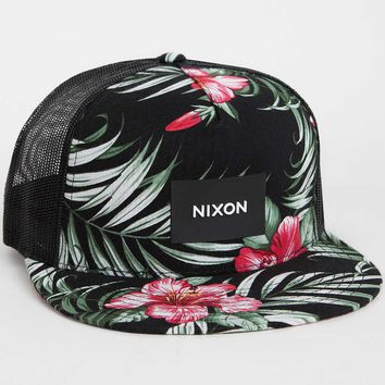 904282a341c Nixon Team Trucker Hat from Buckle