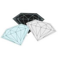 Diamond Supply Co Diamond Brilliant Sticker