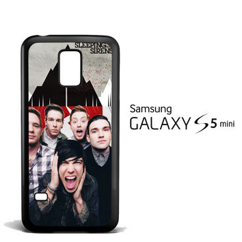 Various Sleeping With Sirens X2349 Samsung Galaxy S5 Mini  Case