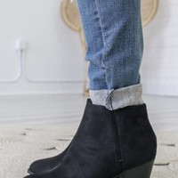 Winona Booties - Black