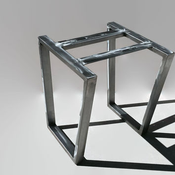 Welded Table Base for End Table, Coffee Table or Console