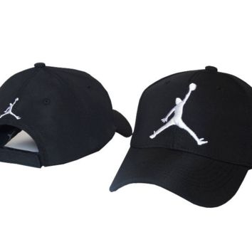The New Unisex Cotton Jordan Baseball Cap