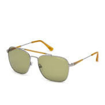 Tom Ford Unisex Metal Aviator Sunglasses
