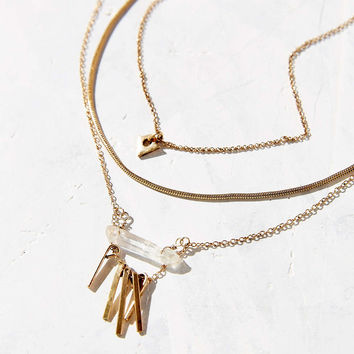 Tangier Necklace Set - Urban Outfitters