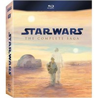 Star Wars: The Complete Saga (Blu-ray) (Widescreen) - Walmart.com