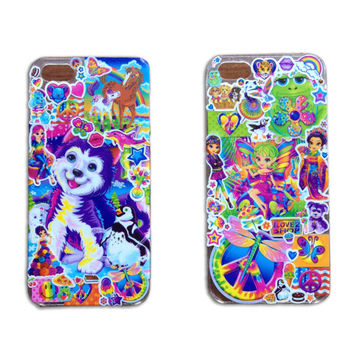 90s Sticker Collage iPhone 5/5S Case
