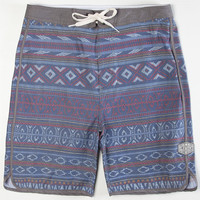 Element Strapped Mens Boardshorts Blue  In Sizes