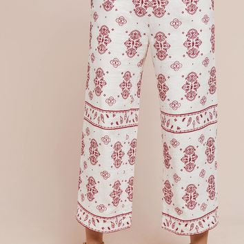 Jadida Embroidered Trousers