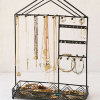 Triangle-Trim Jewelry Stand - Urban Outfitters