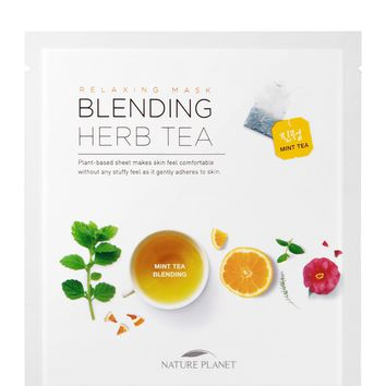 Nature Planet Herb Tea Mask