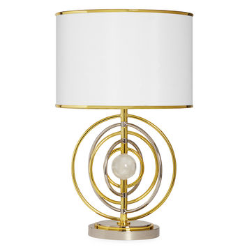 Jonathan Adler Electrum Kinetic Table Lamp
