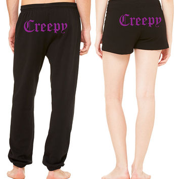 TopatoCo: Creepy Shorts and Leisure Pants