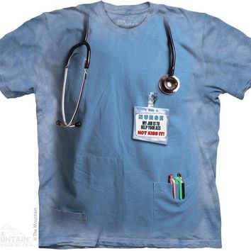 New NURSES JOB (FUNNY!) T SHIRT