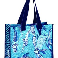 Lilly Pulitzer Market Tote - Nice Tail
