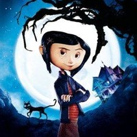 Coraline poster 11 inch x 17 inch