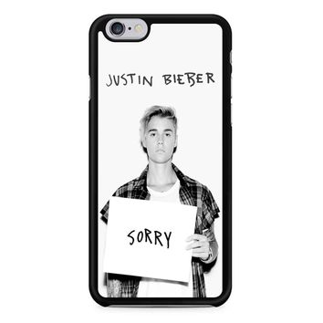 Justin Bieber Sorry iPhone 6/6S Case
