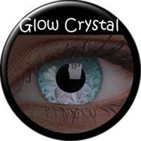 ColourVue Glow Crystal Coloured Lenses