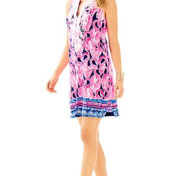 Carlotta Stretch Shift Dress | 29443 | Lilly Pulitzer