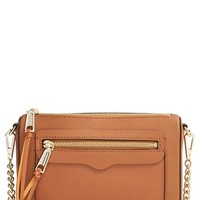 Rebecca Minkoff 'Avery' Crossbody Bag - Orange