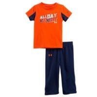 Under Armour Boys' Infant UA All Day All Night 2-Piece Set