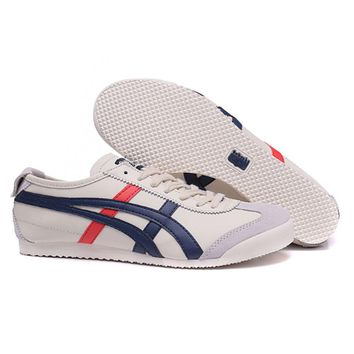 Onitsuka Tiger Mexico 66 Unisex Trainers - Adults and Junior sizes - 1 Colours