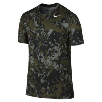 Nike Pro Cool Splinter Fitted Men's Shirt
