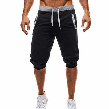 New Fashion Men's Casual  Sweatpants Jogger
