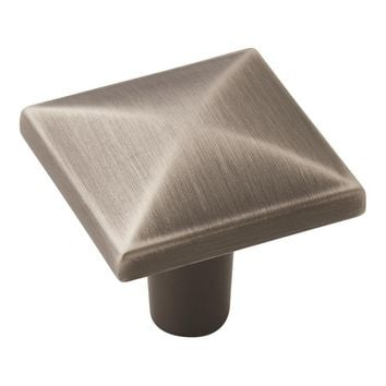 Amerock Extensity Transitional Square Cabinet Knob
