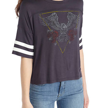Mighty Fine Baseball Eagle Tee