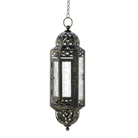 Home Indoor Outdoor Lawn Patio Yard Porch Decorative Christmas Holiday Occasion Season Wedding Dinner Hanging Loop Victorian Burning Candle Light Lamp Holder Lantern